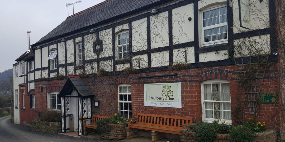 Mulberry Inn Llangollen North Wales