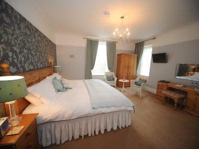 Llys Aeron Guesthouse Aberaeron coast Cardigan Bay