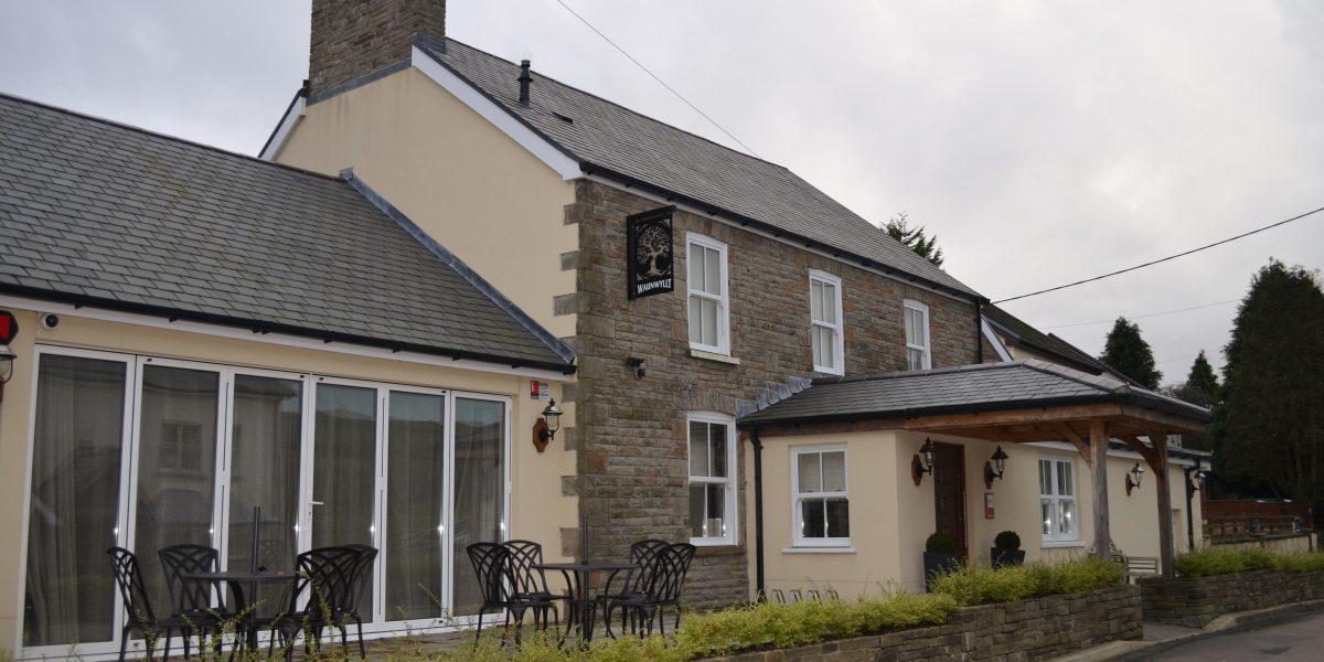 Waun Wyllt Inn Llanelli South West Wales