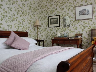 Bedroom at St Katharines House Milford Haven South West Wales