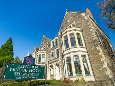 Lincoln House Hotel Cardiff Bed and Breakfast