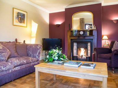 Fields Lodge Milford Haven Pemborkeshire Wales guest house bed and breakfast