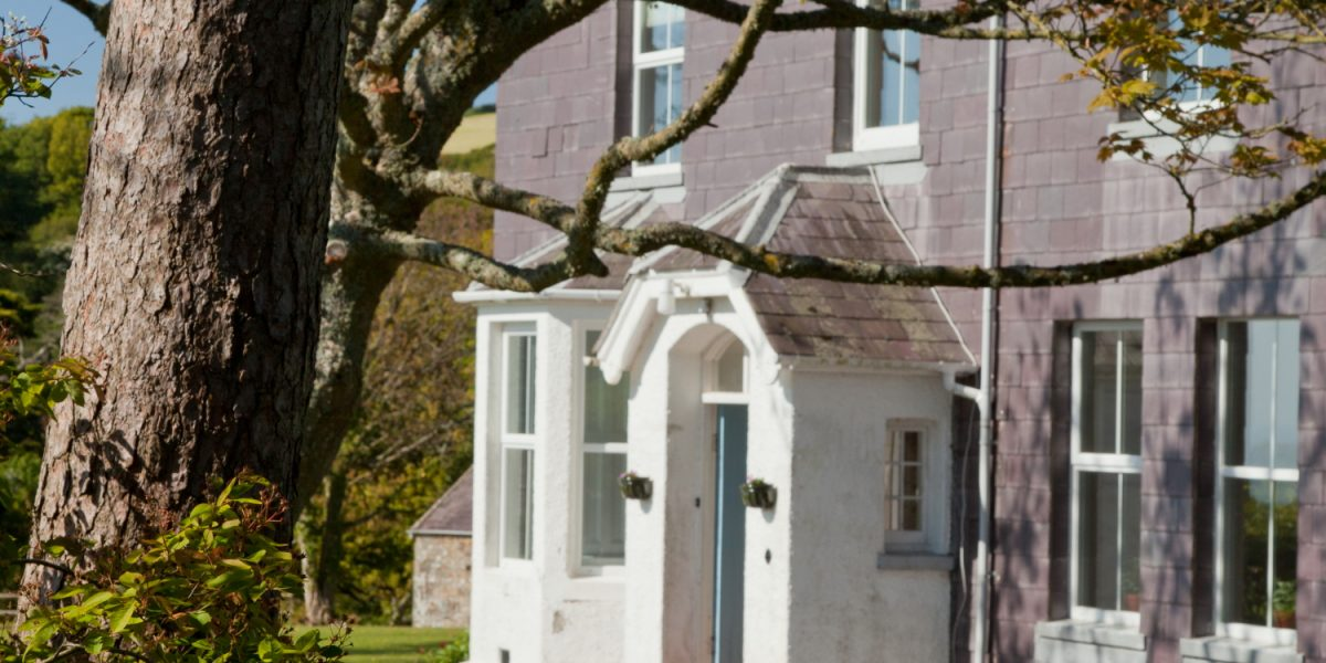 The Old Vicarage Bed and Breakfast Pembrokeshire Wales