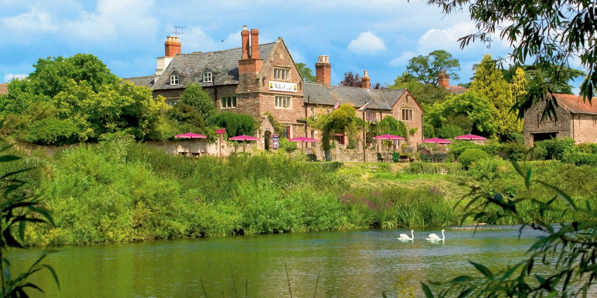 Wilton Court Ross on Wye South Wales