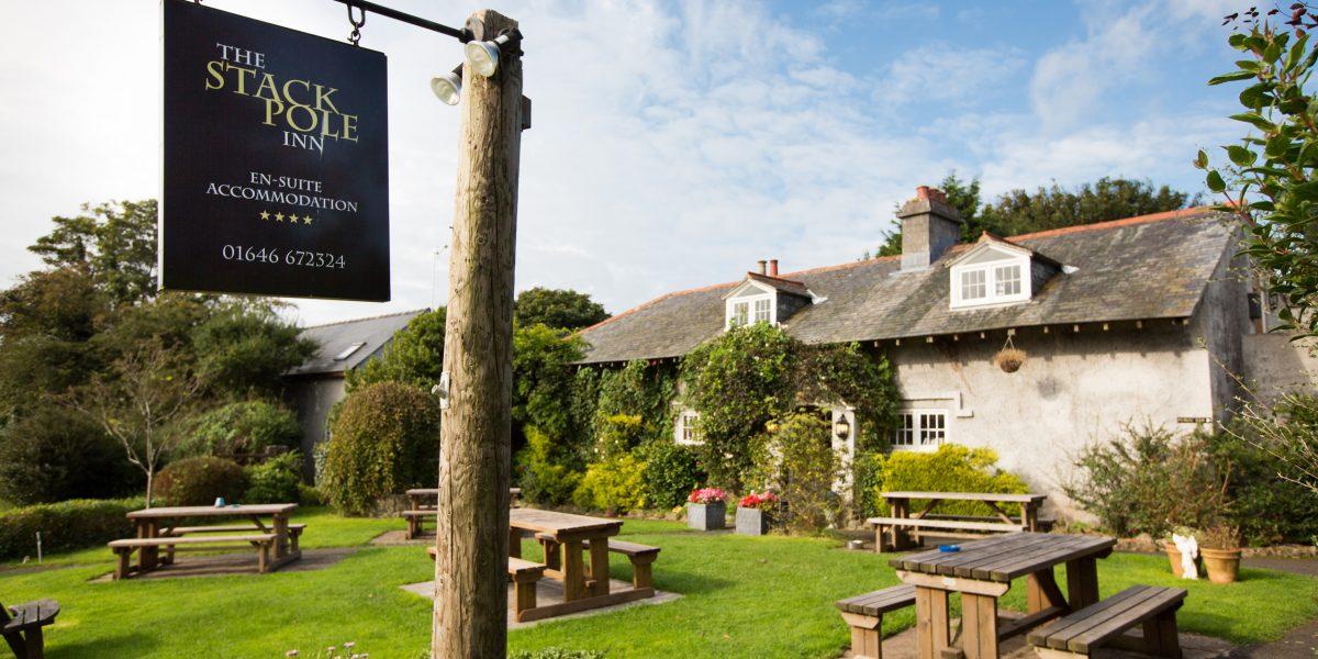 Stackpole Inn Pembroke South West Wales