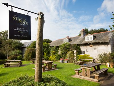 Stackpole Inn Pembroke South West Wales