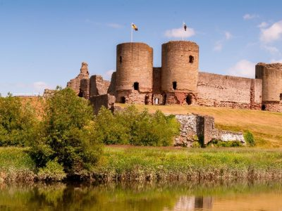A list of castles in Wales
